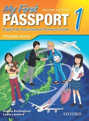 My First Passport 1
