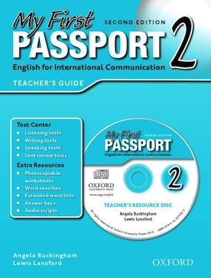 My First Passport Teacher's Book 2
