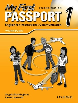 My First Passport Workbook 1