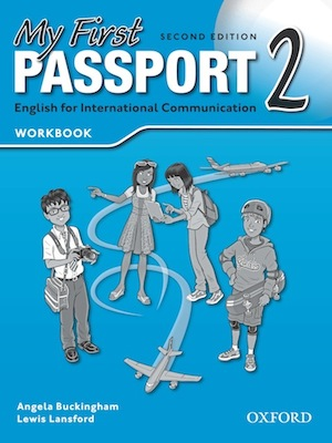 My First Passport Workbook 2