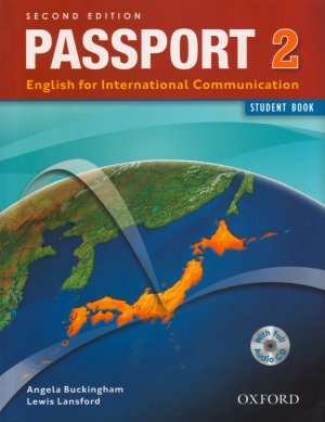 Passport New Edition Student Book 1, Student Book 2