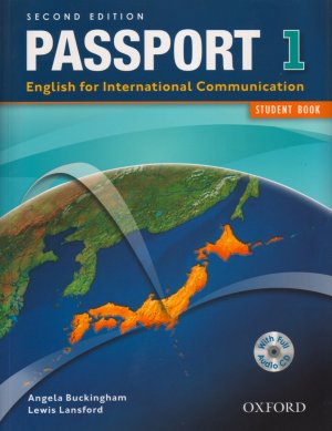 Passport New Edition Student Book 1, Student Book 2