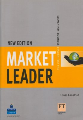 Market Leader New Edition Elementary Test File