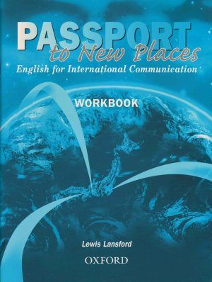 Passport to New Places Workbook