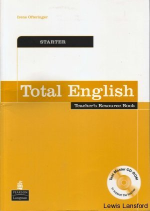 Total English Starter Teacher's Resource Pack
