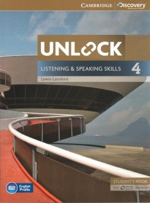 Unlock Listening and Speaking 4