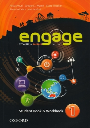 Engage Student Book & Workbook