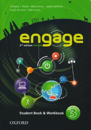 Engage Student Book 3