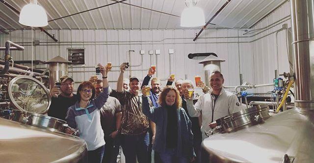 Happy national beer day! Cheers to Wiscos favorite beverage. 🍻 #cheers #nationalbeerday #beer #chippewariverdistillery #drinklocal #brewsterbros #drinkup #wi #wisconsin #chippewafalls #visiteauclaire #visitchippewafalls #brewery #sconnie #wisco #sundayfunday #sunday