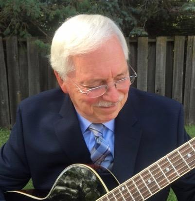 Jim McGuire plays every first and third Saturday.