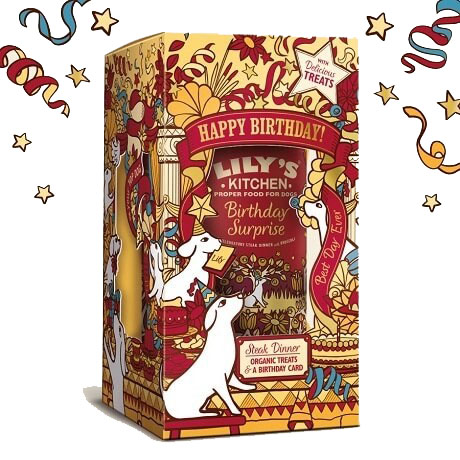 Lily S Kitchen Birthday Surprise Gift Box G M Growers Ltd