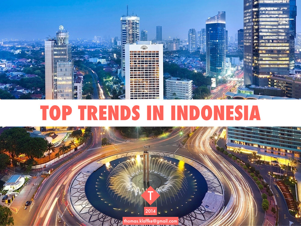 Top Trends in Indonesia