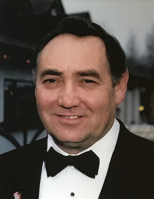 Allan McCreary – 2001-2003