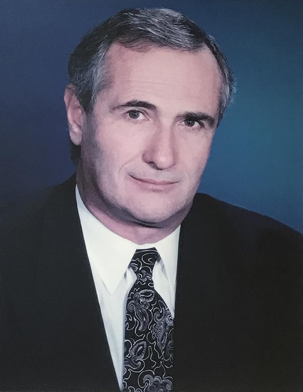 Fred Beruschi – 1993-1995