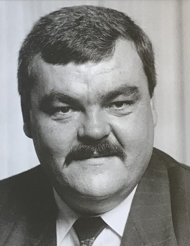 Gerry Obrecht – 1991-1993