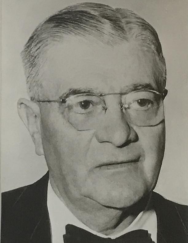 C. Oscar Matson – 1955-1957