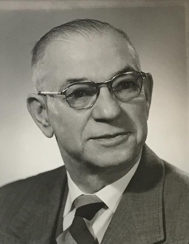 A.H. Harrison – 1949-1952