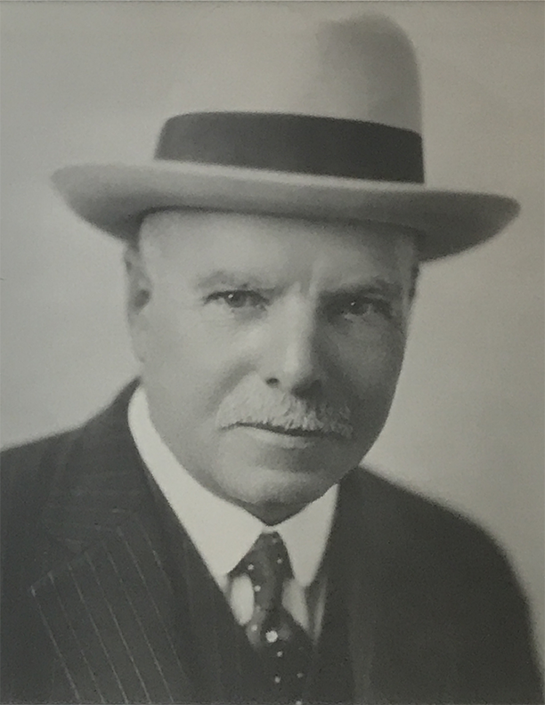 William Gilchrist – 1929