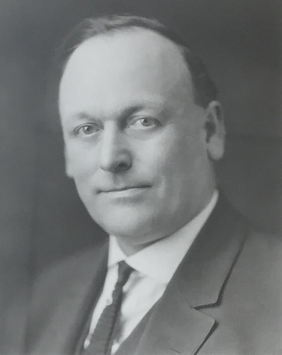 Wm. K. Clark – 1924-1925
