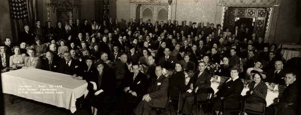 BCHA 24th Annual Convention, 1948