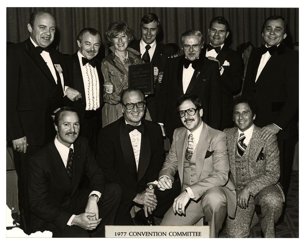 BCHA 1977 Convention Committee
