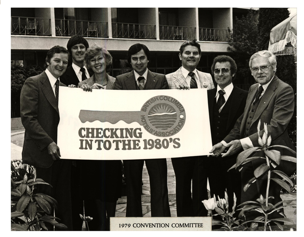 BCHA 1979 Convention Committee
