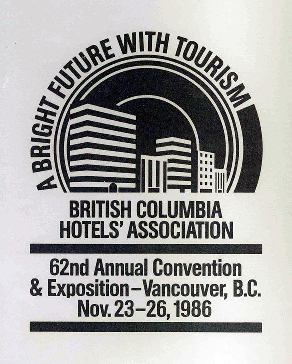 1986 BCHA Logo