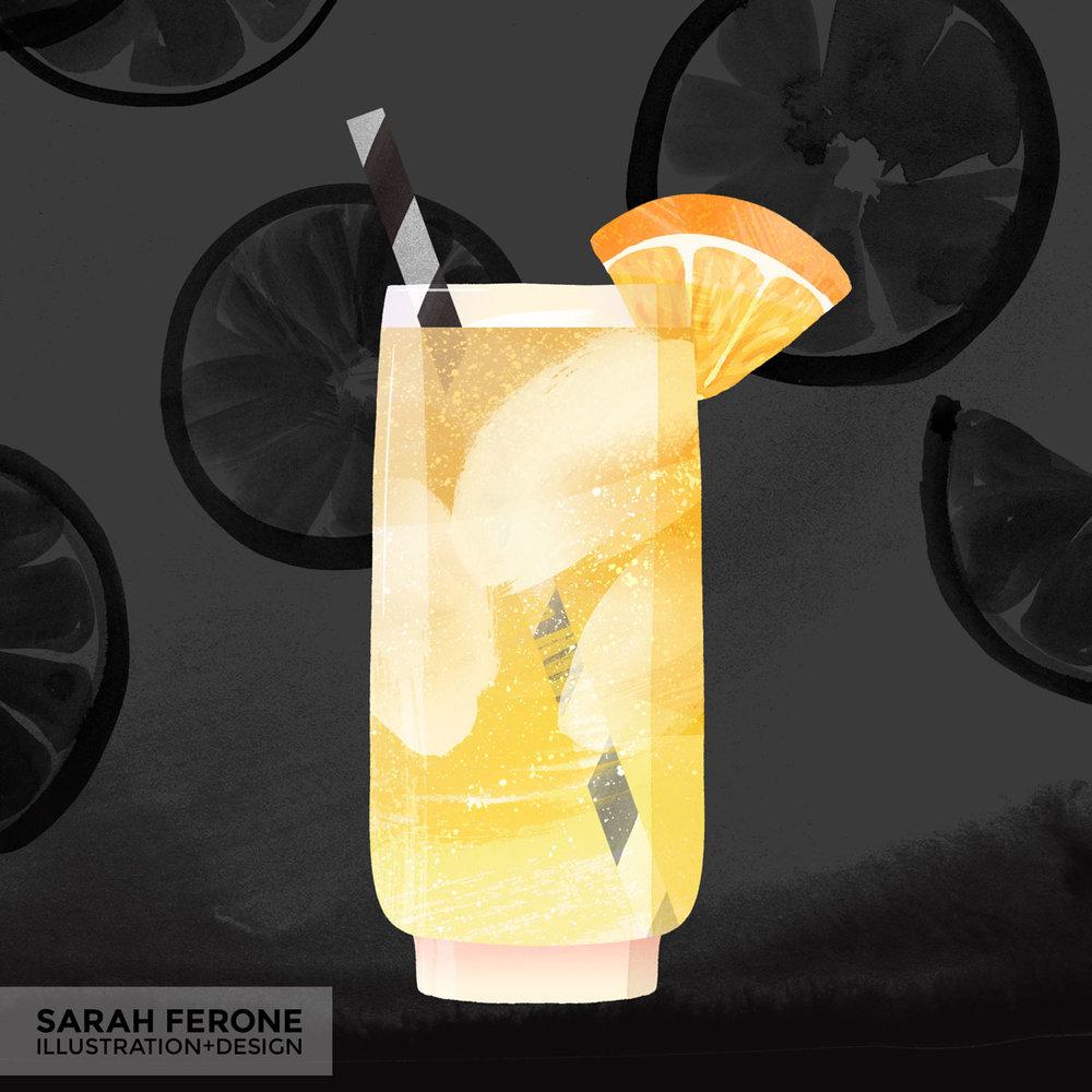 SARAH FERONE