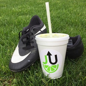 You would be silly not to #getjuicedup before or after the game....