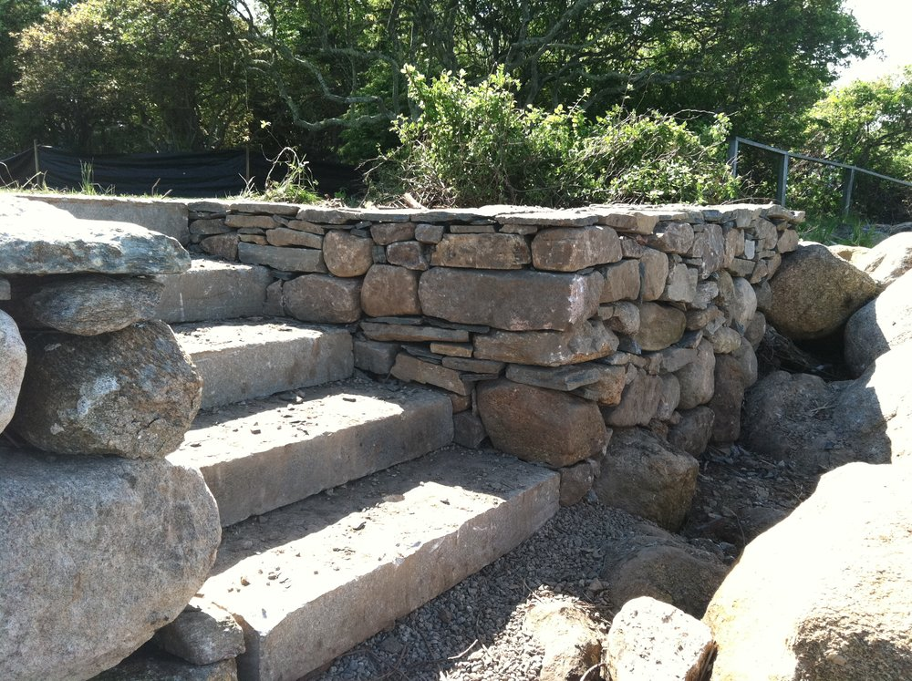 Retaining Wall Wakefield, RI