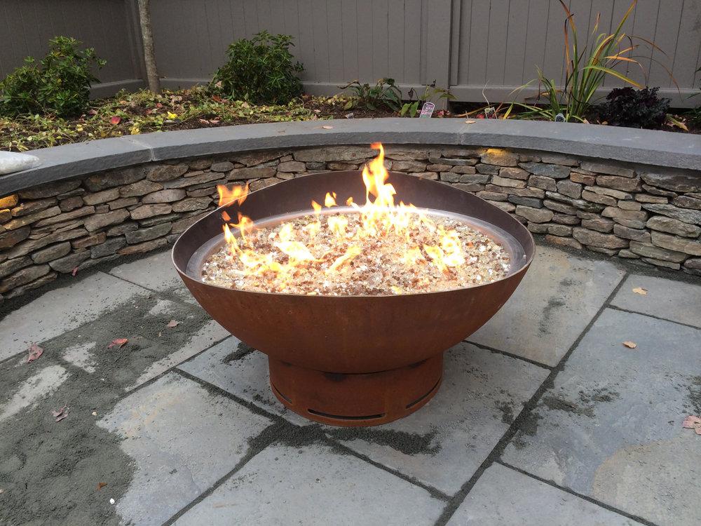 Fire Pit Wakefield, RI