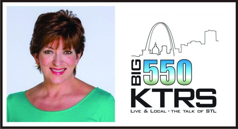 "Interview with Jennifer Blome and Jon Grayson of ""The Inside"" on KTRS 550"