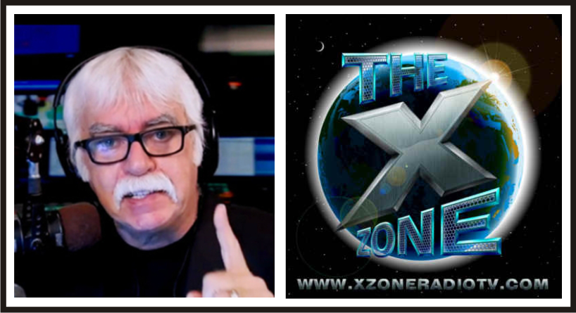 Interview with Rob McConnell on  The X Zone