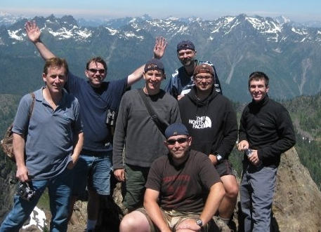 Men's Retreat - Olympic Mountains