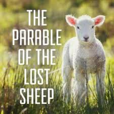Sermon #2 - The Parable of the Lost Sheep