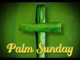Encountering Jesus - Palm Sunday