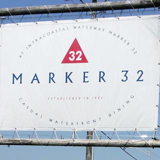 Marker 32 -