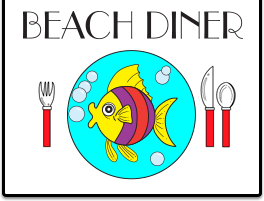 Beach Diner -