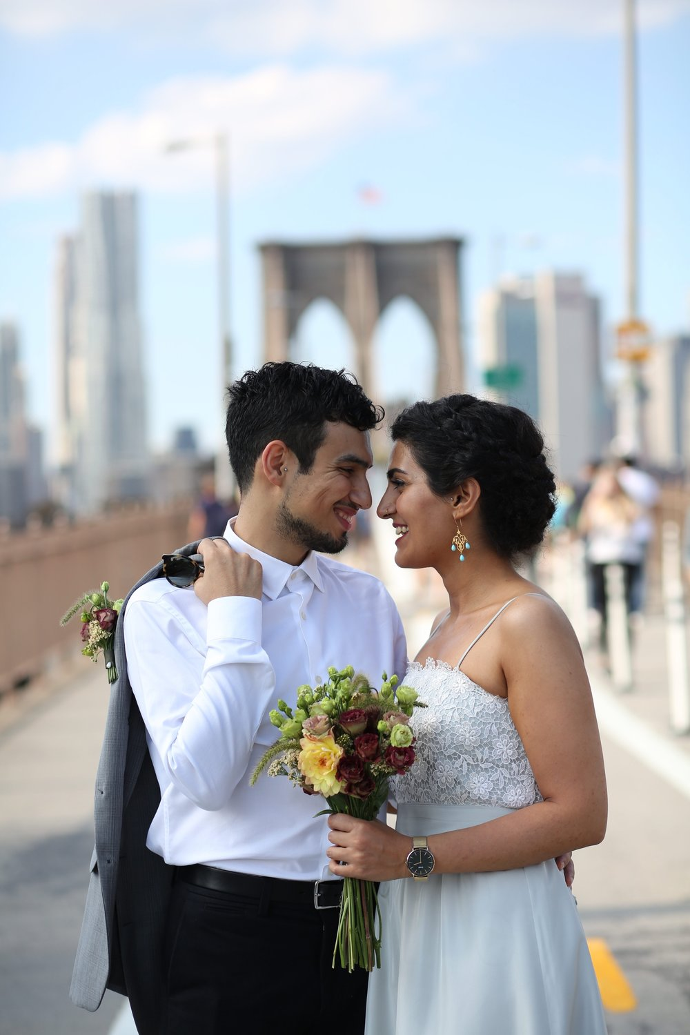 Philosophie Floral Brooklyn Bride