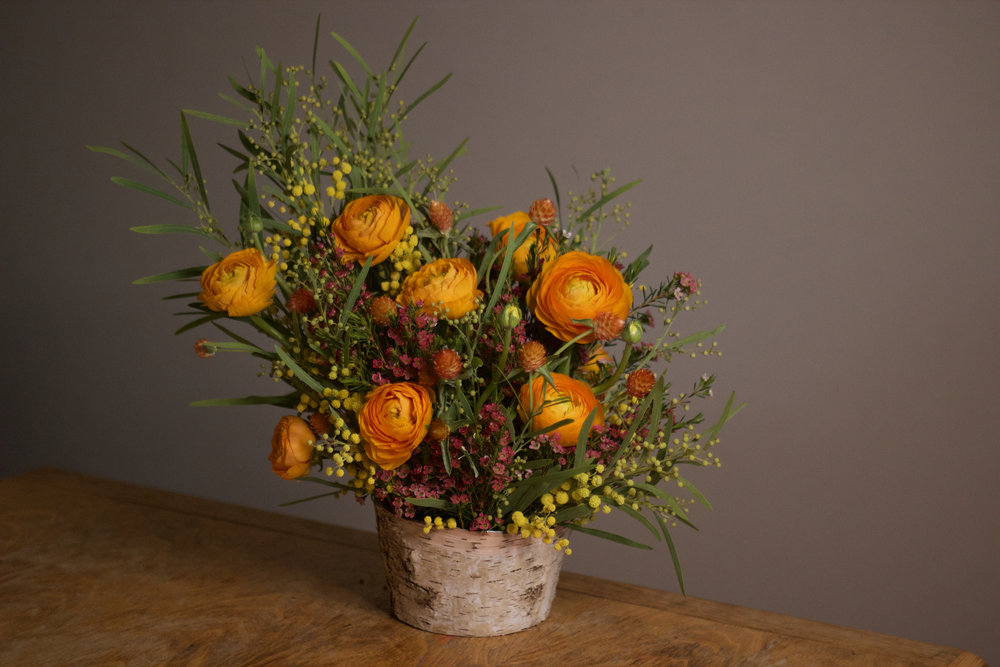 Philosophie Floral Fall Arrangement