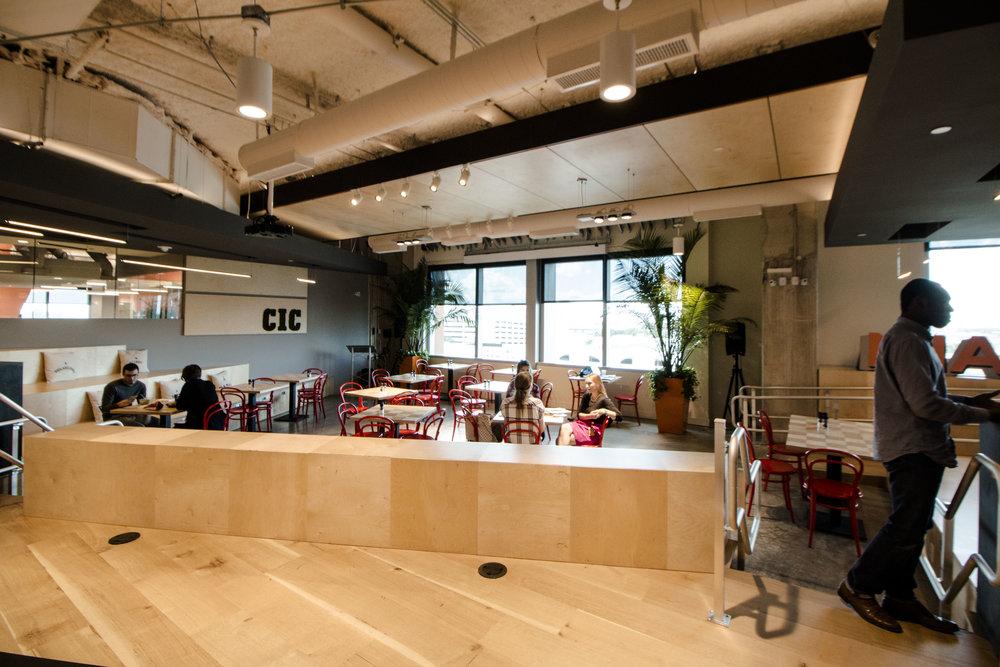 CIC 6th Floor Kitchen