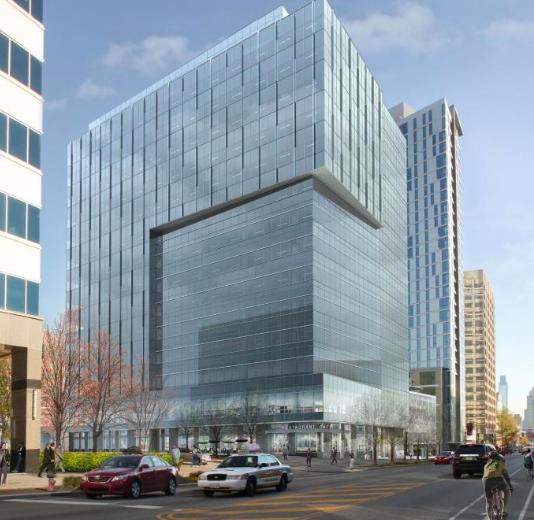 Rendering of CIC Philadelphia