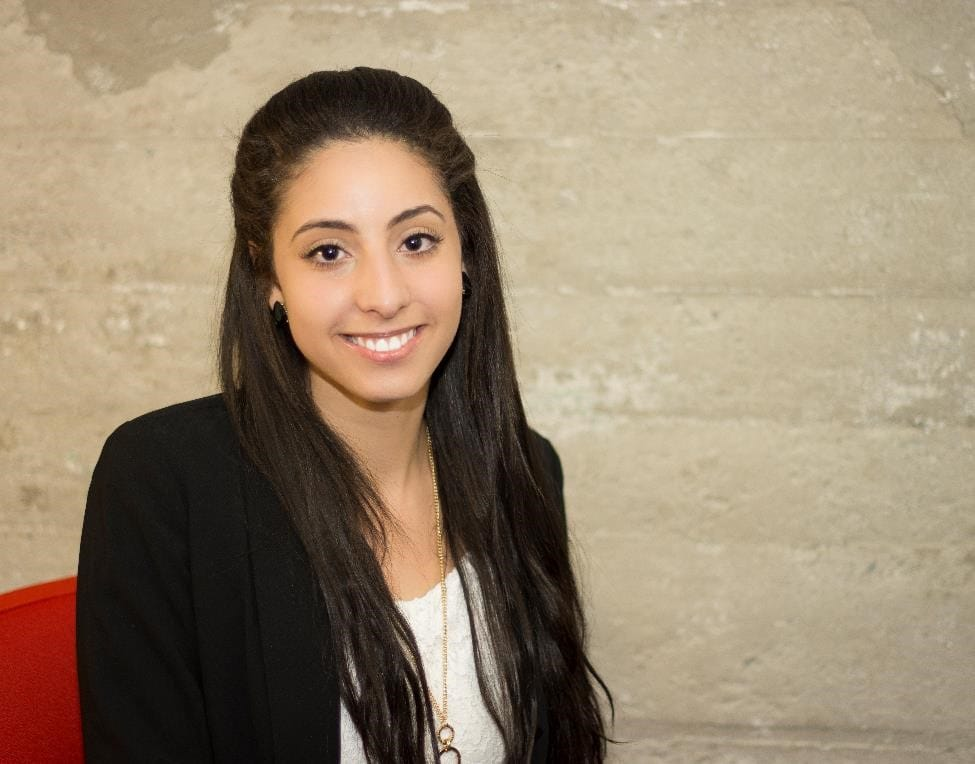 Rajia Abdelaziz, CEO of InvisaWear