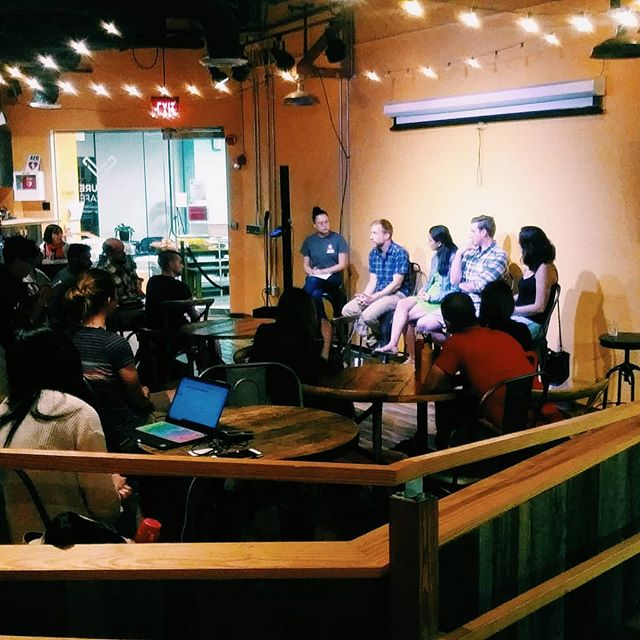 We've very much enjoyed hosting these events with @generalassembly. This week's topic? Tech for Social Good