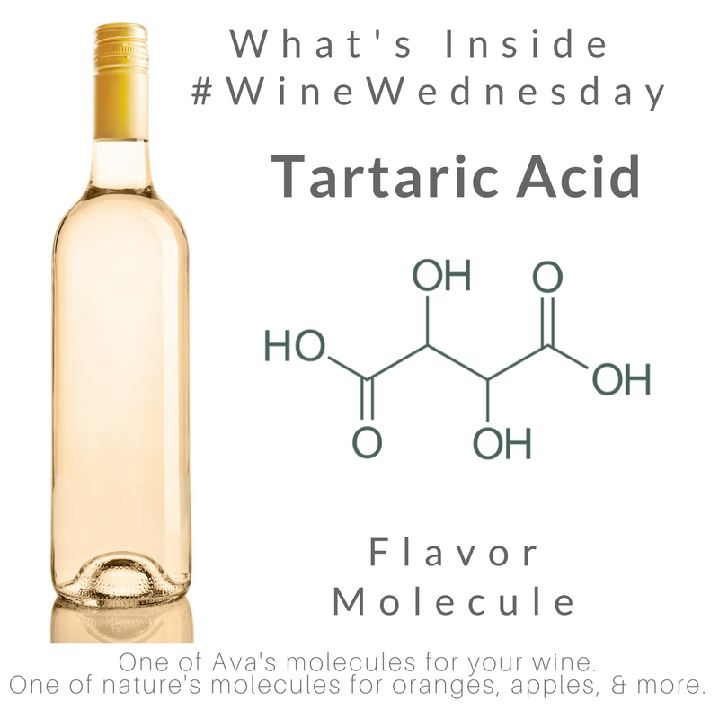 Whats Inside Winewednesday Tartaric Acid