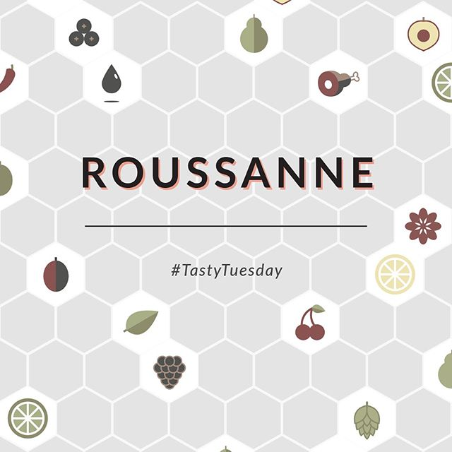 Blend it or drink it alone, #roussanne is delicious whatever way you choose to drink it!  Read more about our #tastytuesday grape on our blog.  #linkinbio #winery #winetime #winetasting #drinkup #frenchwine #france #rhonevalley #whitewine #sf #sfbay #startup #foodandwine #foodscience #science
