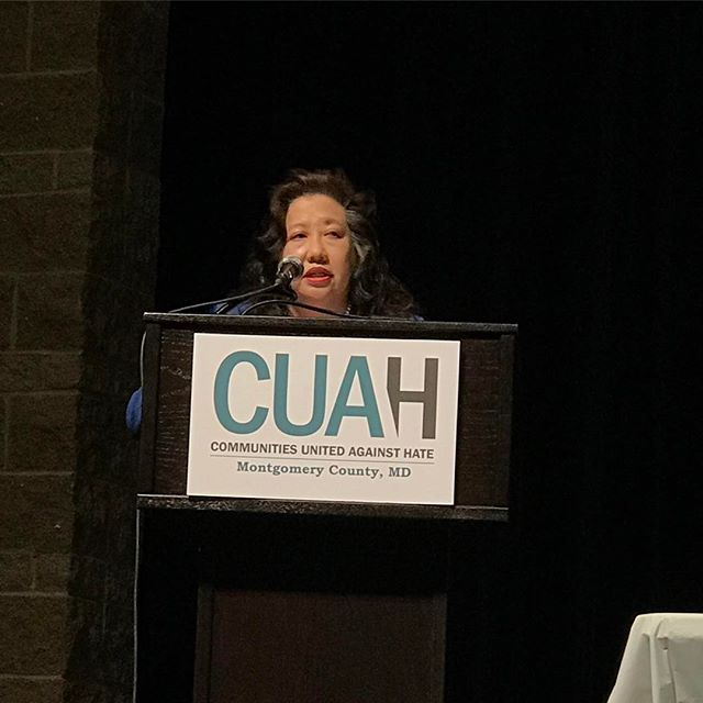 """""""We're working on legislation to help lift up and empower all our citizens."""" - Sen. Susan Lee #CUAHLaunch"""