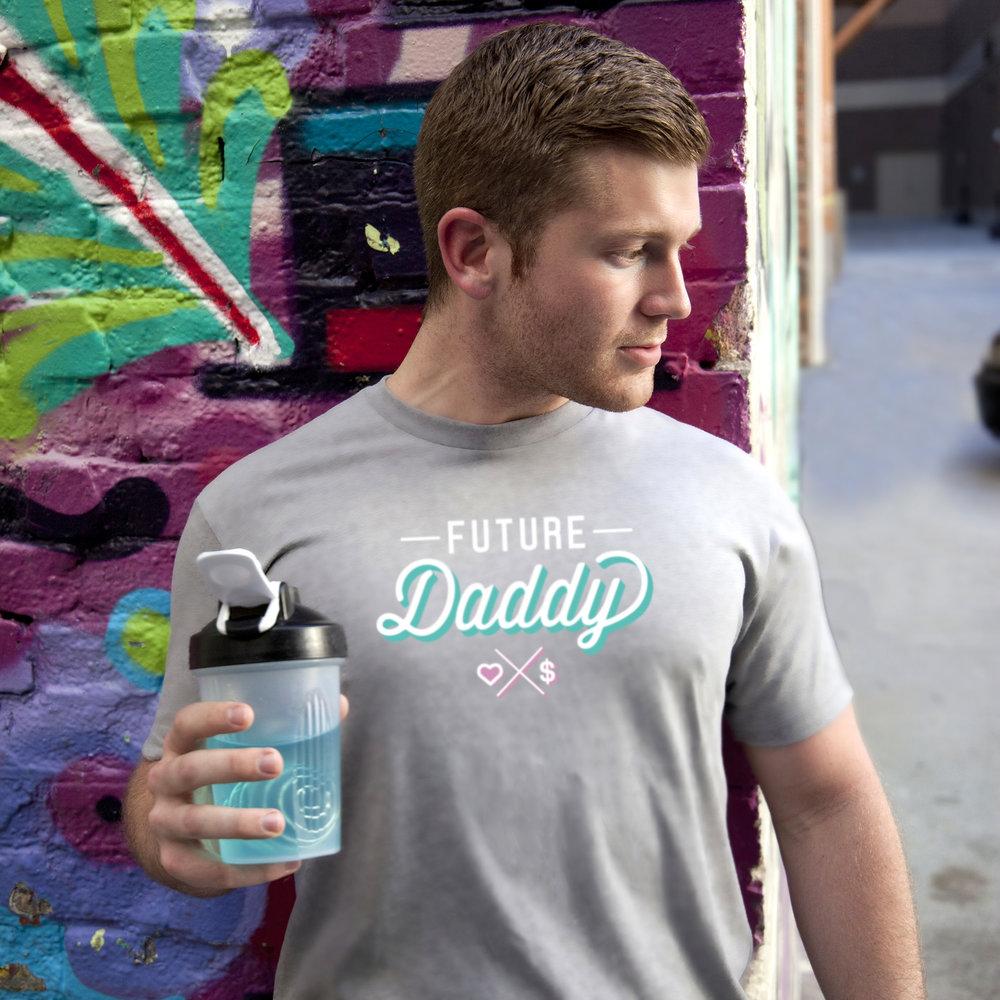 FUTURE DADDY 💸 - TEE: $24.99 TANK: $23.99