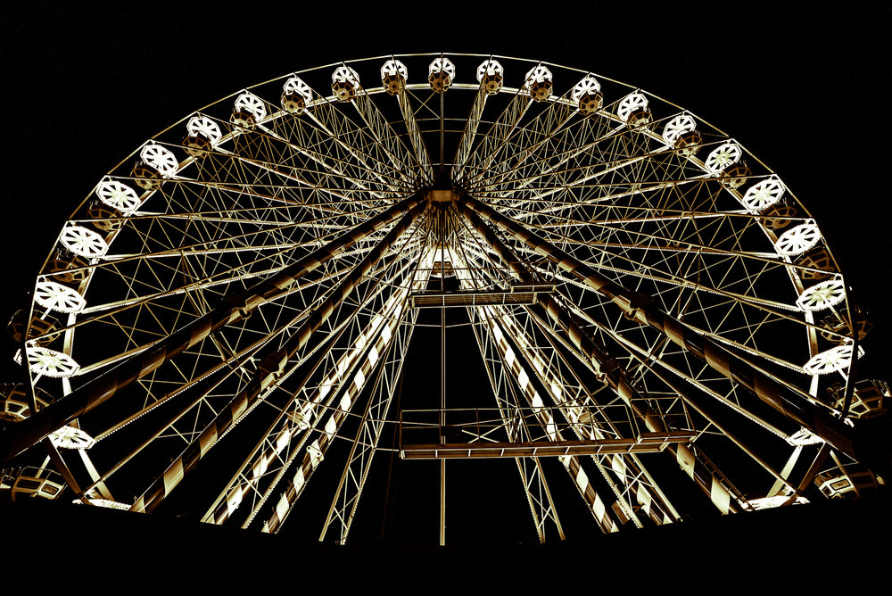 Midnight wheel