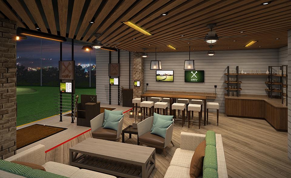 VIP Bay Lounge